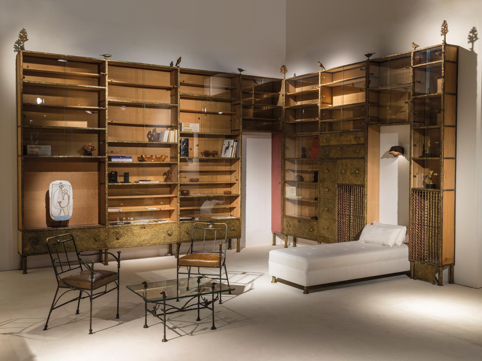 Chambre, vers 1969, ancienne collection Marc Barbezat.