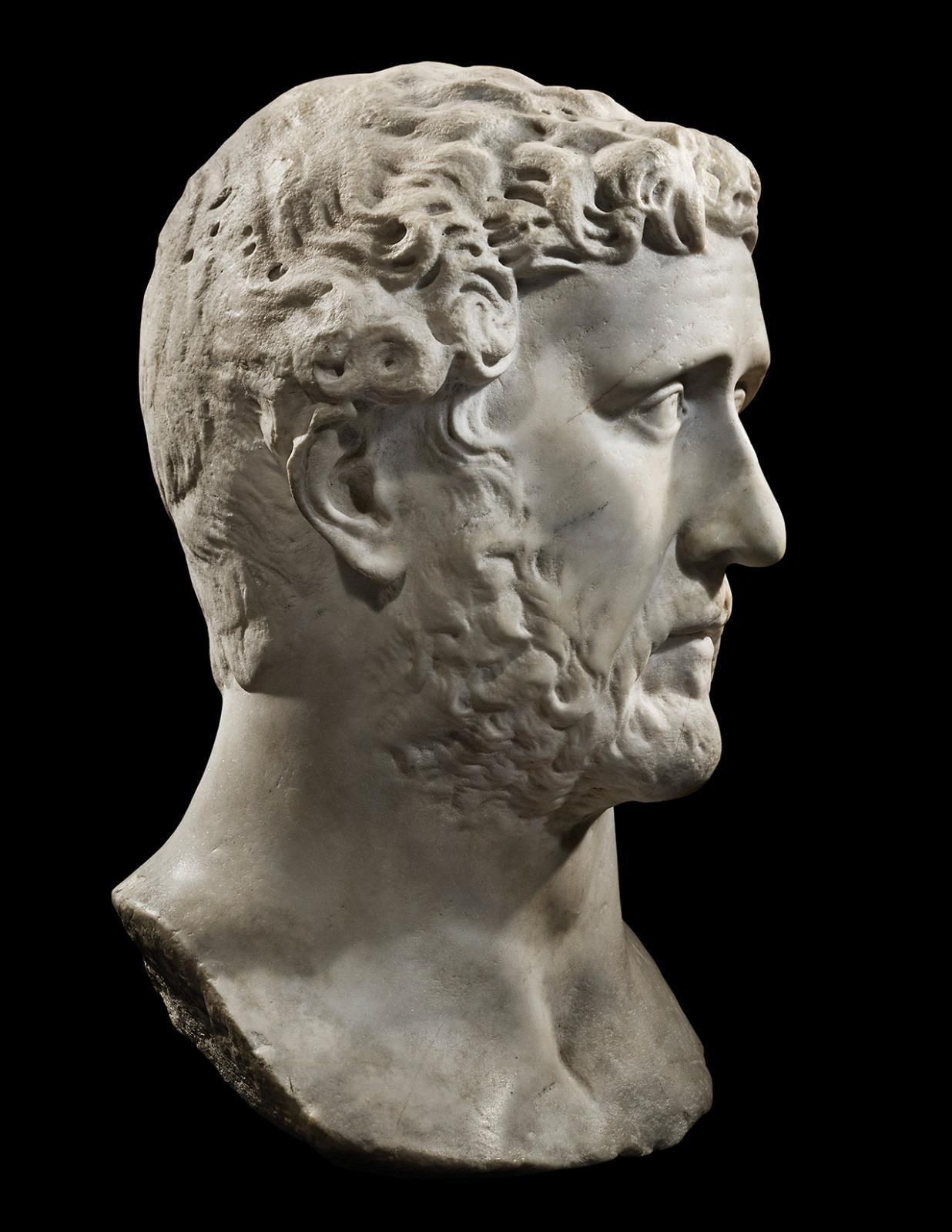 Le règne d'Antonin le Pieux(138-161) un surnom qui ne viendrait pas de sa piété religieuse, mais plutôt de sa dévotion filiale à son père adoptif Had