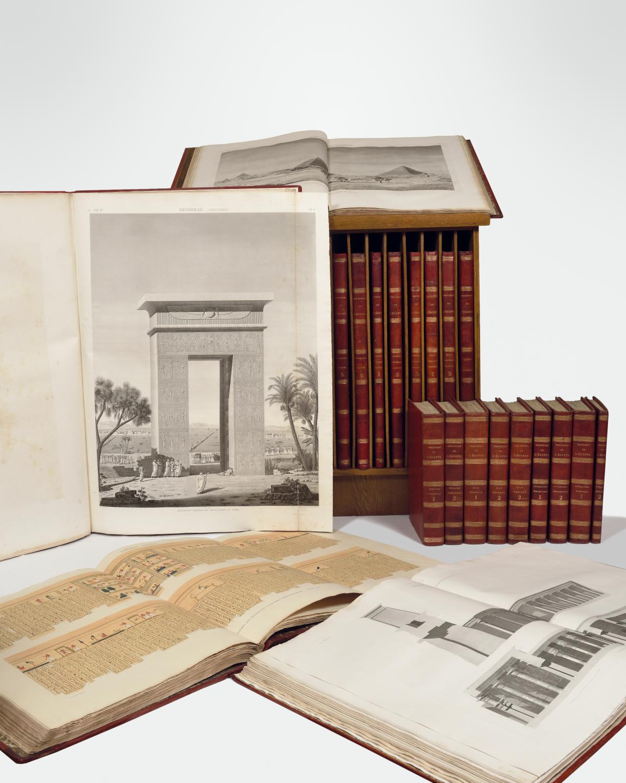 Alors que l'exposition «Toutânkhamon», vient d'ouvrir ses portes à Paris pour célébrer le centenaire de la découverte du tombeau royal, cette Descript