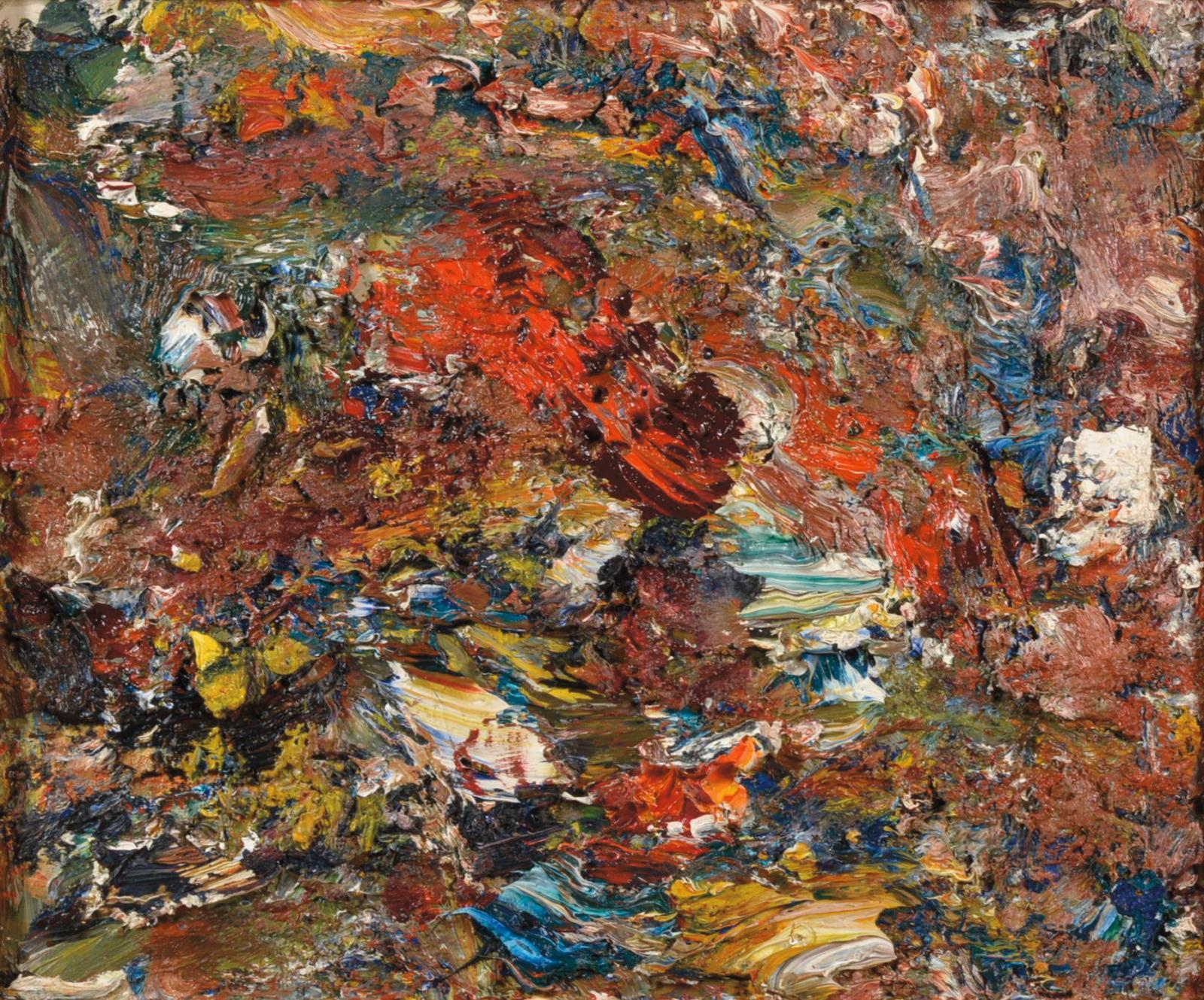 À l'écart des courants artistiques de son temps, Eugène Leroy (1910-2000) a construit une œuvre exigeante marquée par la matière et ses strates accumu