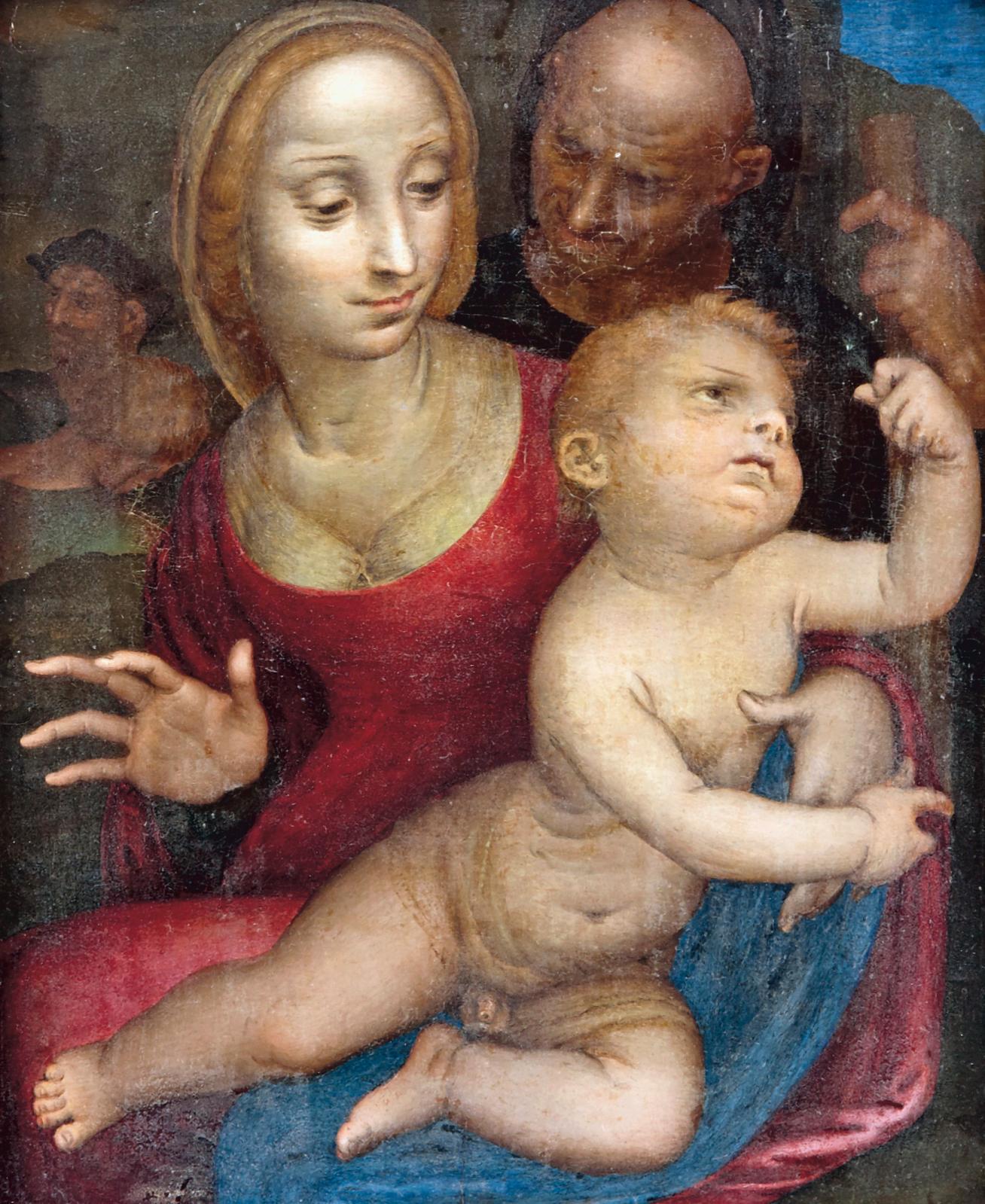 Fernando Yáñez de la Almenida (vers 1475-1537) voit le jour dans la ville du même nom, située en Castille. Il va devenir l'un des peintres les plus im