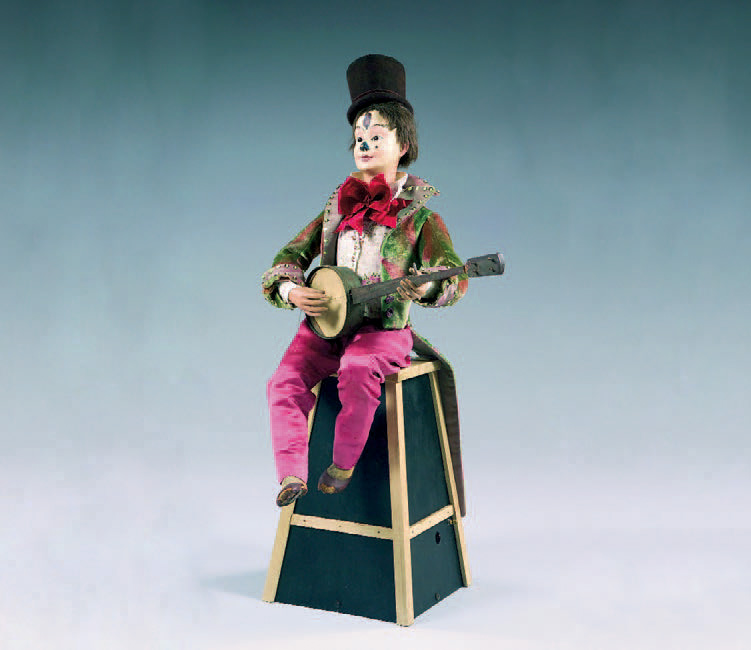 Gustave Vichy, Sonnette de l'entracte, no 512 du catalogue, 1900, h.75cm. Paris, Drouot-Richelieu, 29novembre2007. Kahn - Dumousset SVV. M. Cazena