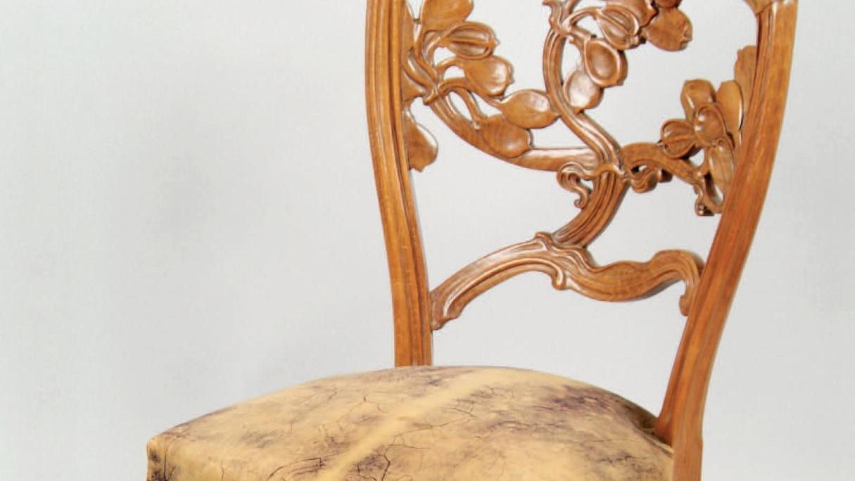 Reconnaitre Le Style D Un Meuble le mobilier d'artiste