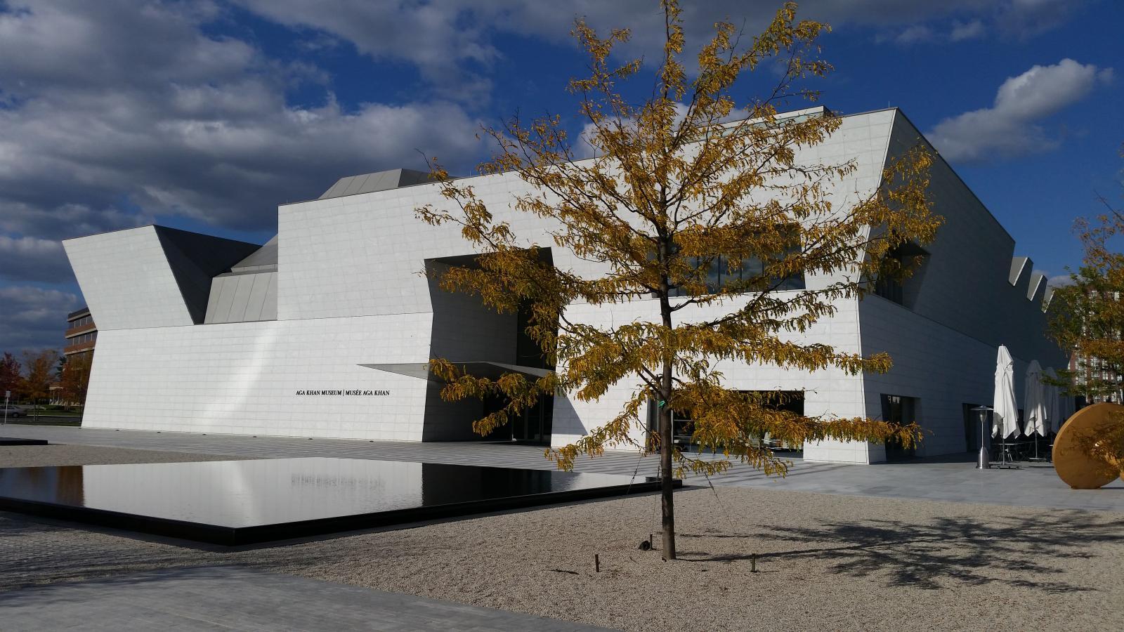L'Aga Khan Museum, à Toronto, Canada. PHOTO JohnOyston (CC)