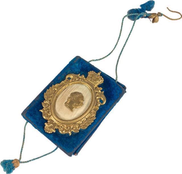180€Atelier E.Döhle, carnet de bal imprimé du programme des danses du bal municipal de Meidling, à Vienne, le 17février 1898, sa propriétaire y a i
