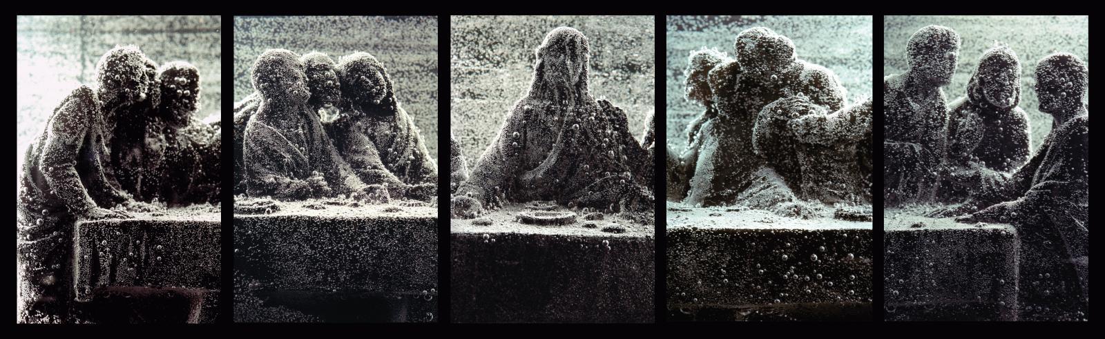 Andres Serrano, The Last Supper.