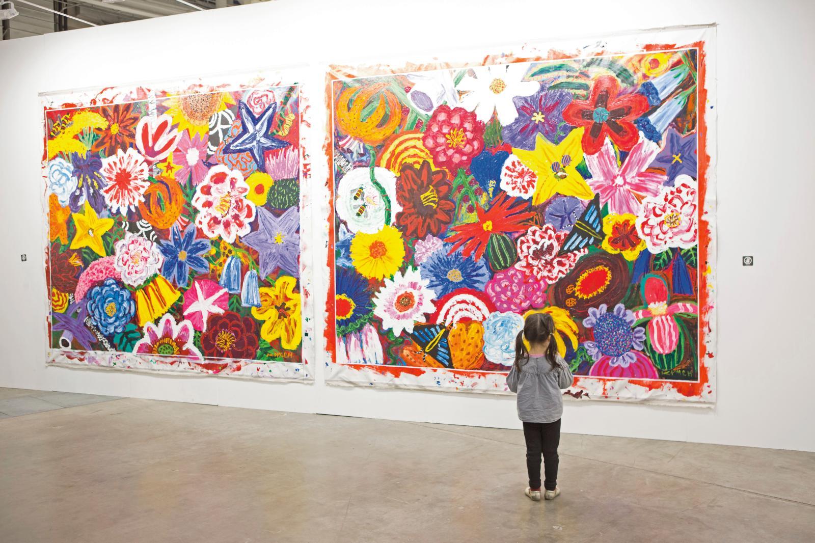 Art Busan 2018.