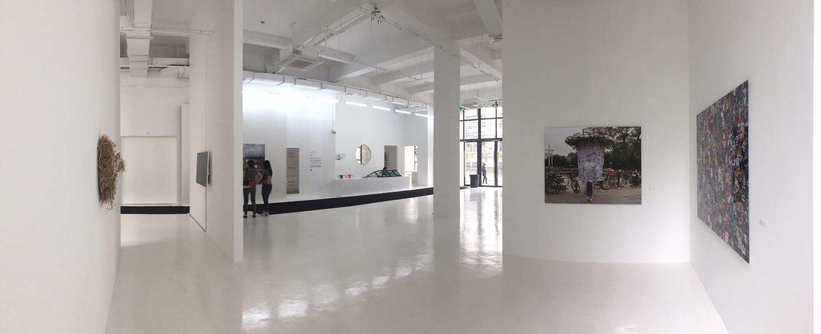 La MD Gallery, fondée par Magda Danysz. photo c. boudehen