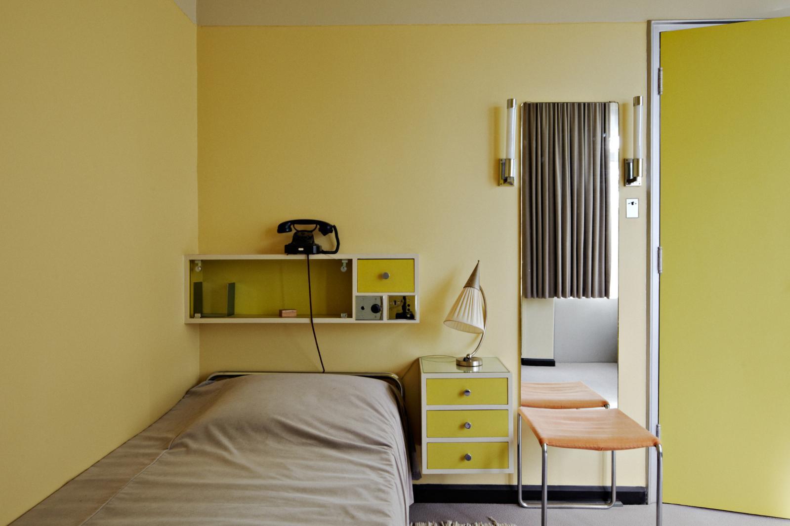 La chambre de la fille cadette.©Photo Johannes Schwartz