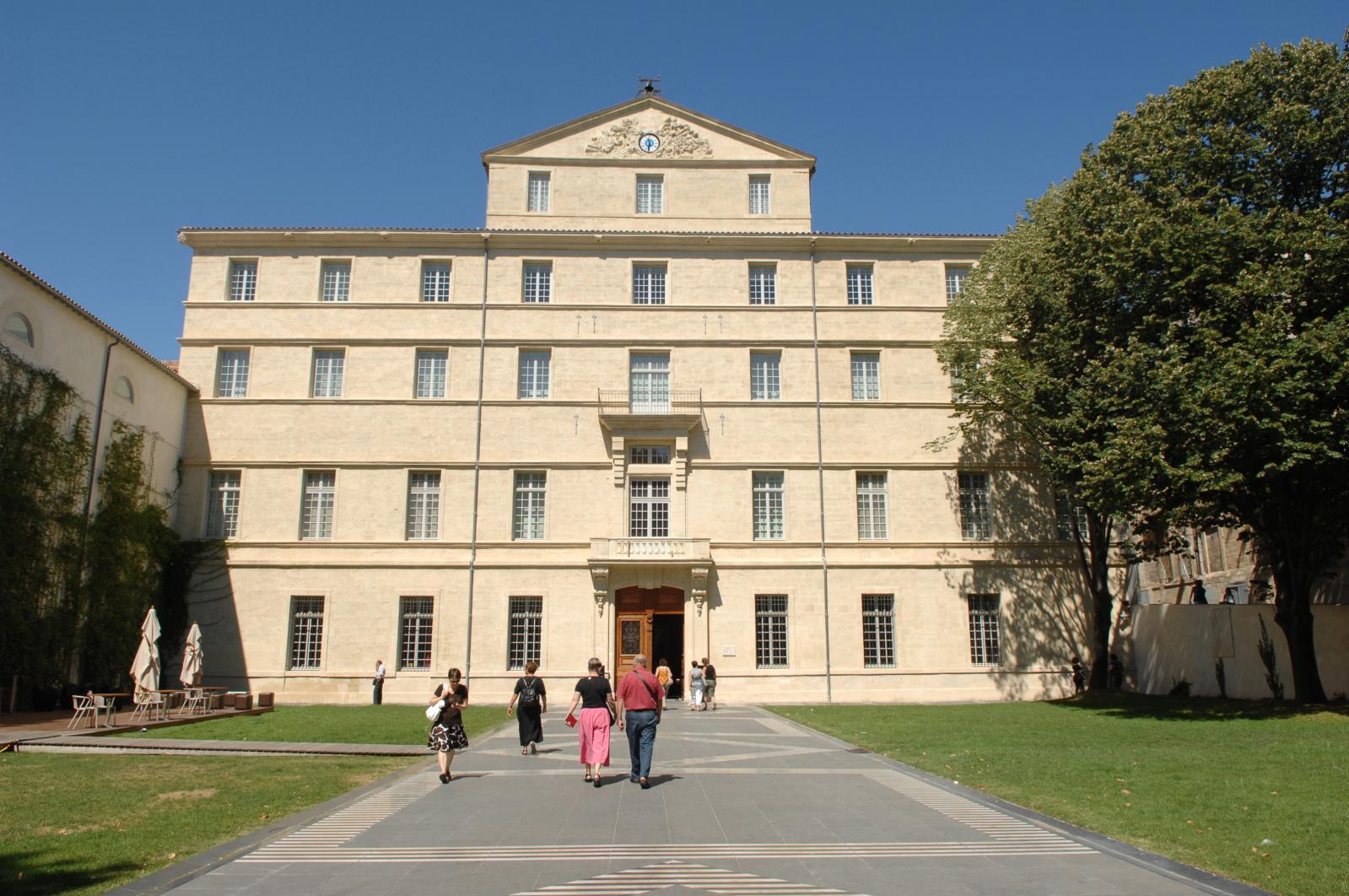 Le musée Fabre a pris place dans l'hôtel de Massilian, datant du XVIIIesiècle. © Musée Fabre de Montpellier Méditerranée Métropole