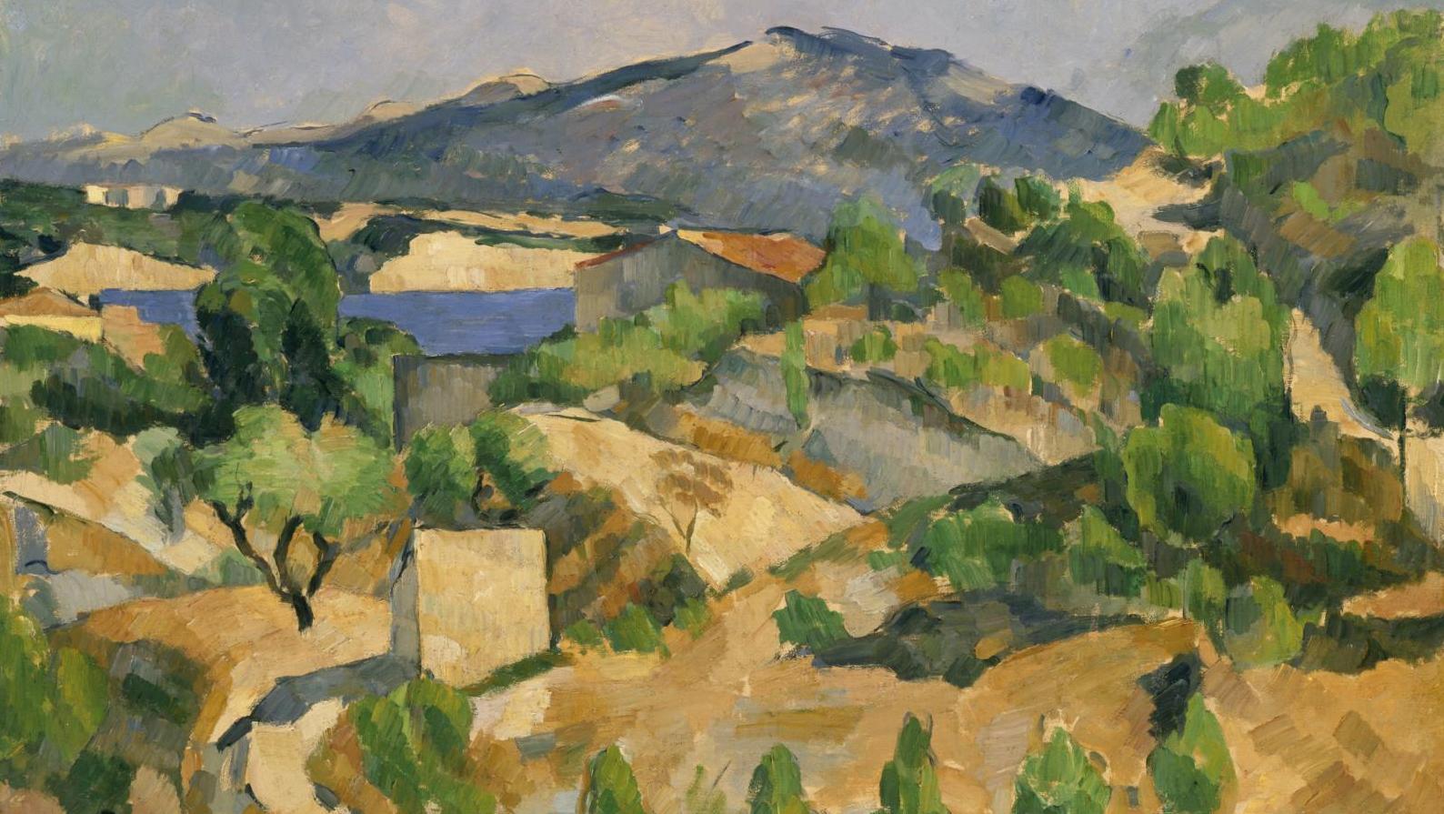 Cezanne Peintre Tellurique