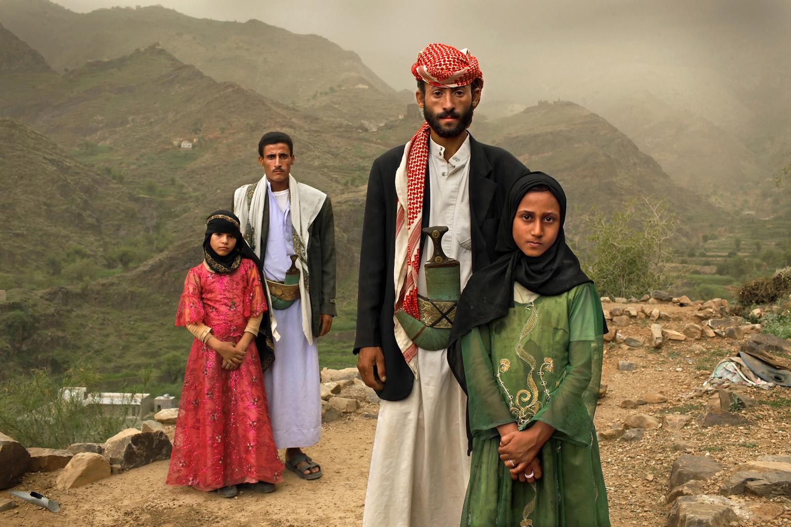 Stephanie Sinclair (née en 1973), Environs de Hajjah, Yémen. © Stephanie Sinclair / Too Young to Wed