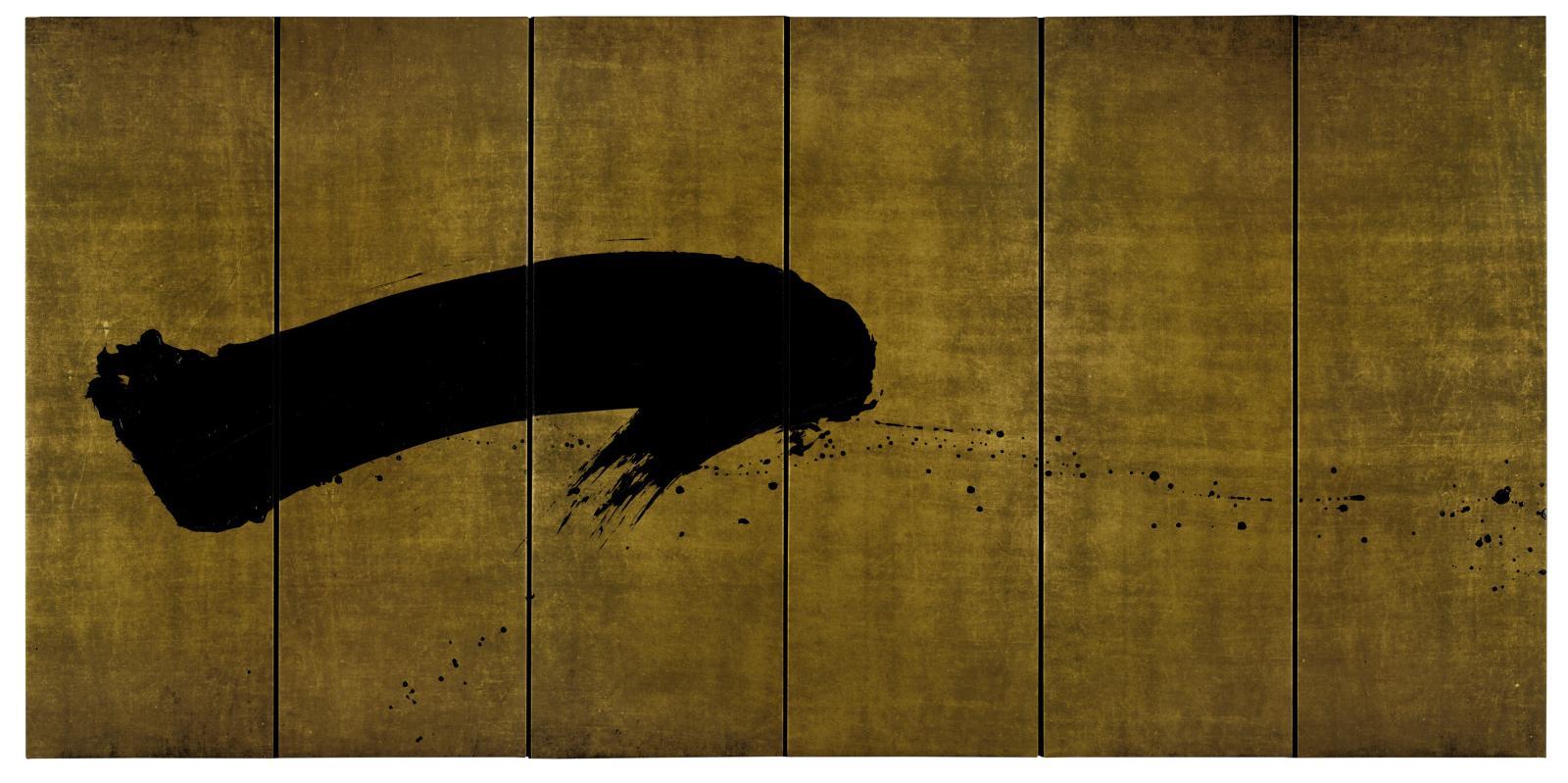 Fabienne Verdier (1962), L'Un. Peinture Automne-Hiver, 2010. © COURTESY GALERIE JEANNE BUCHER JAEGER.