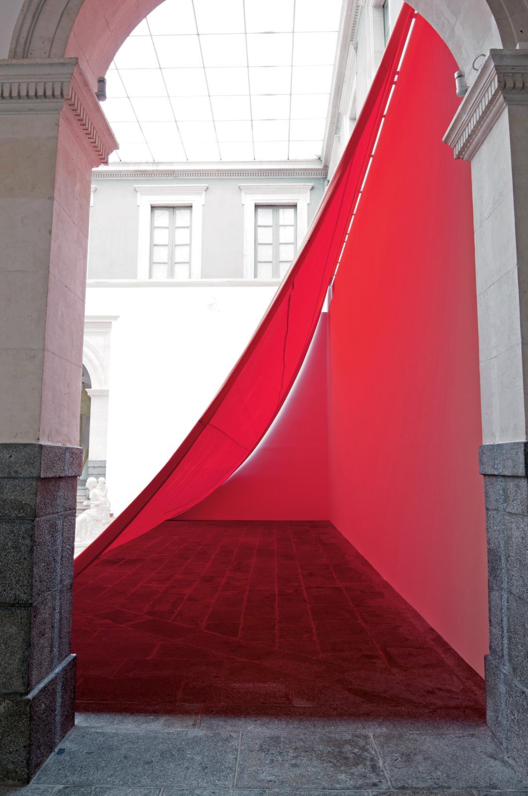 Tableau vivant, installation au musée des beaux-arts de Rennes, 2017. ©Jean-Manuel Ralingue/ Musée des beaux-arts de Rennes