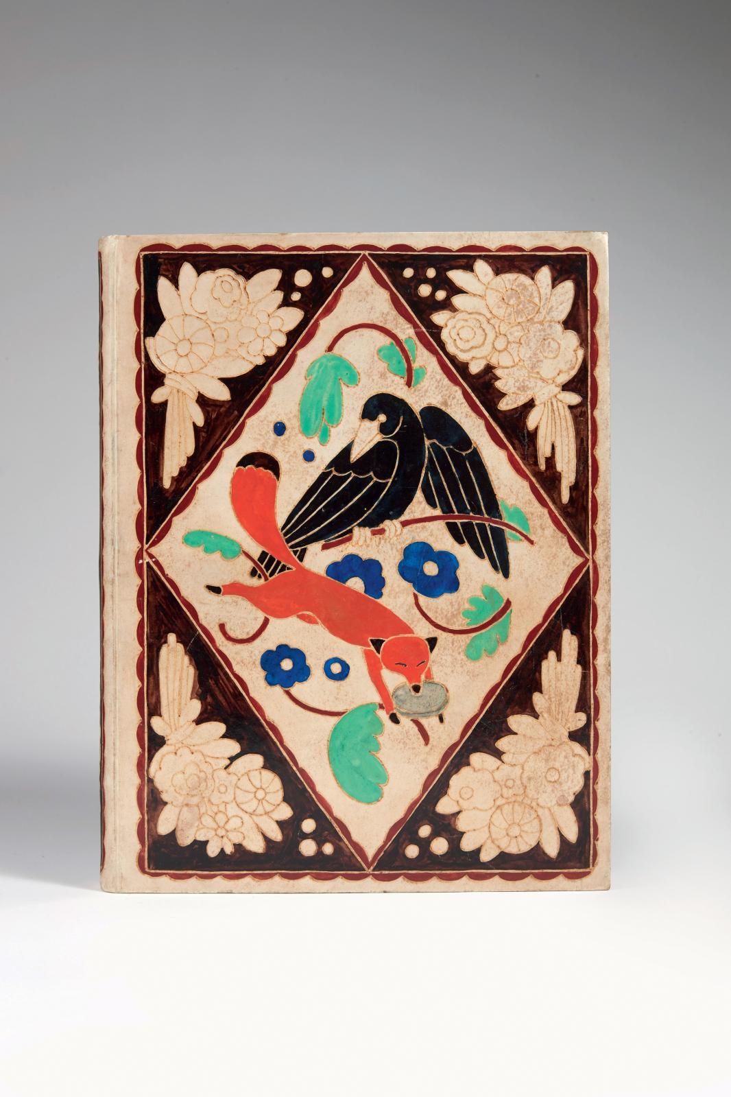Jean de La Fontaine (1621-1965), Fables, illustrées par Benjamin Rabier (1864-1939), Paris, Librairie illustrée, Jules Tallandier, sans date [1906], i