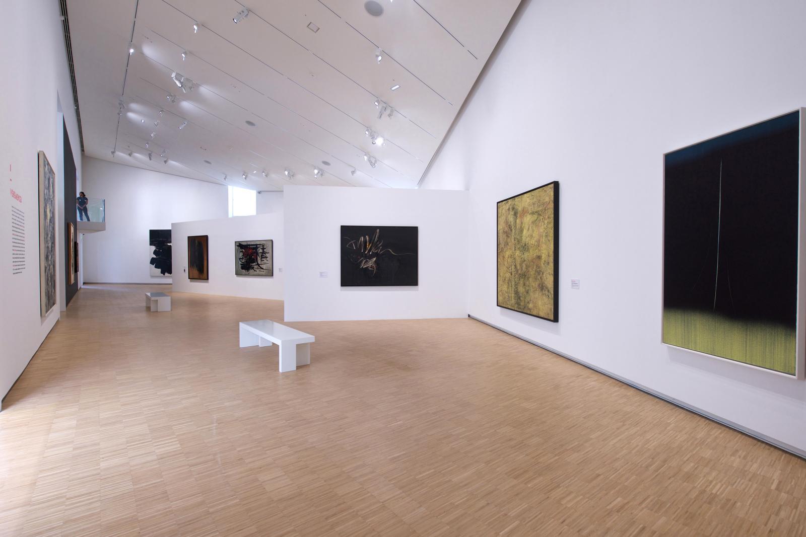 Exposition «Le geste et la matière, une abstraction «autre», Paris 1945-1965», à la Fondation Clément, Martinique (jusqu'au 16avril).