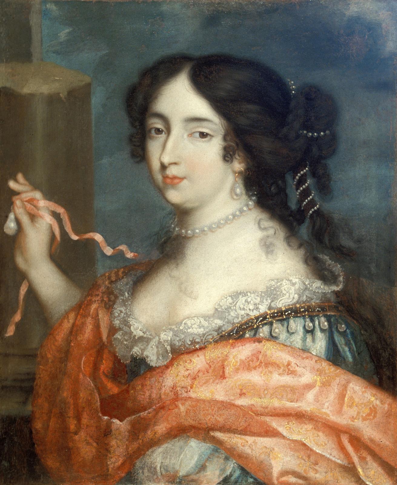 Anonymous, Françoise d'Aubigné, épouse Scarron, ca. 1670
