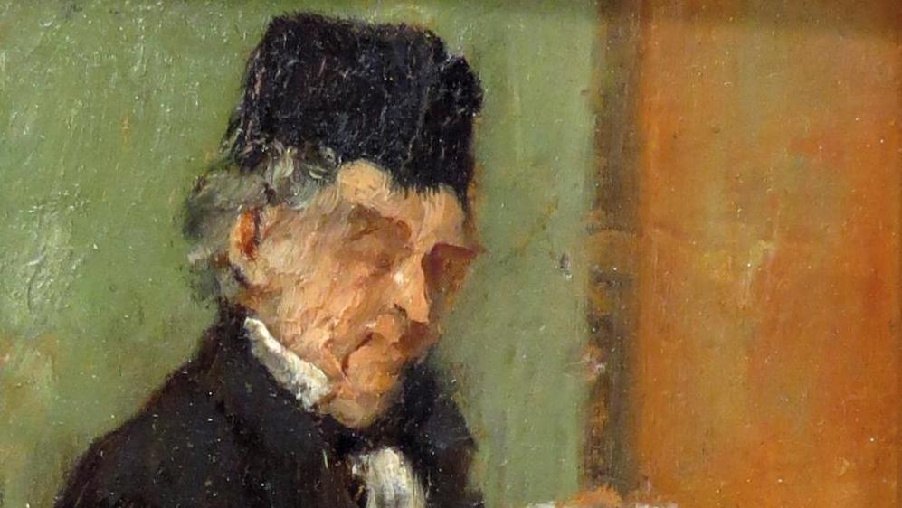Apres Vente Un Portrait De Gustave Courbet Preempte
