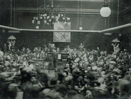 Galerie Georges Petit, vente de la collection Jacques Doucet, 5-8 juin 1912.DR