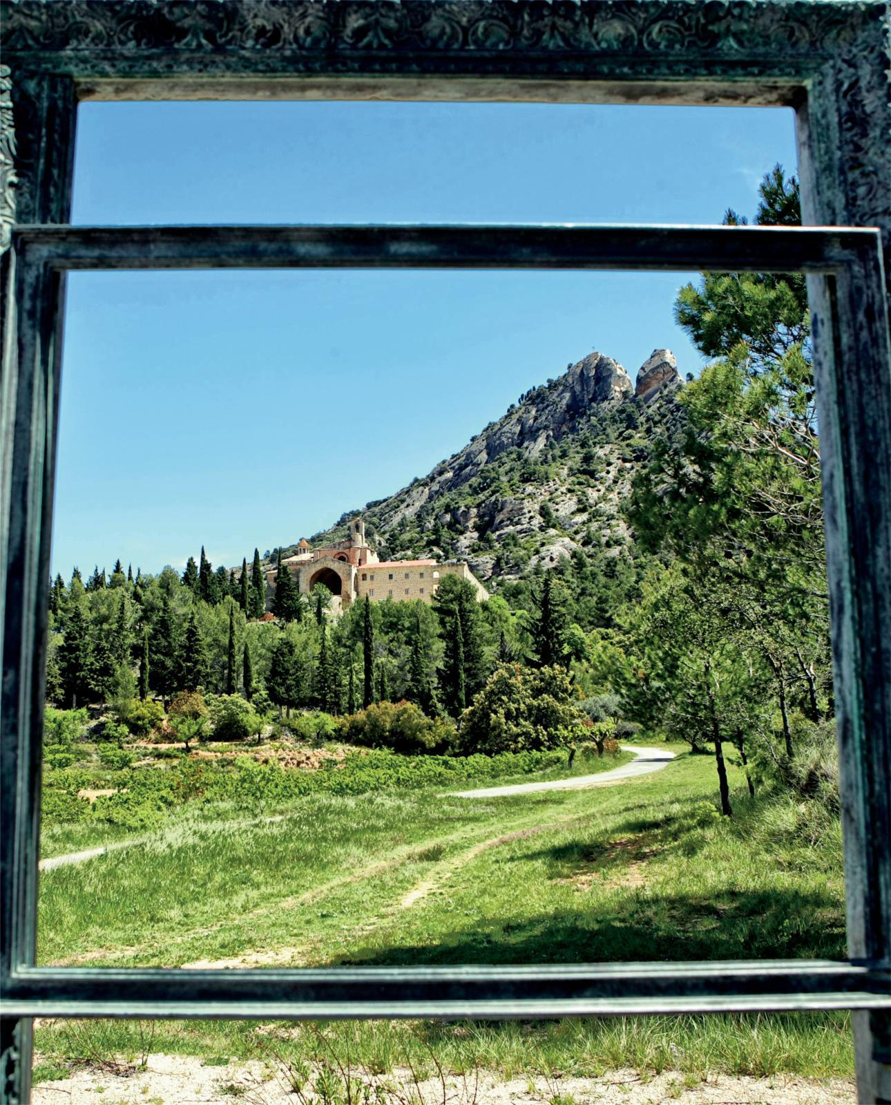 Lieu où Picasso aurait peint Horta de Sant Joan. ©Joan Capdevila