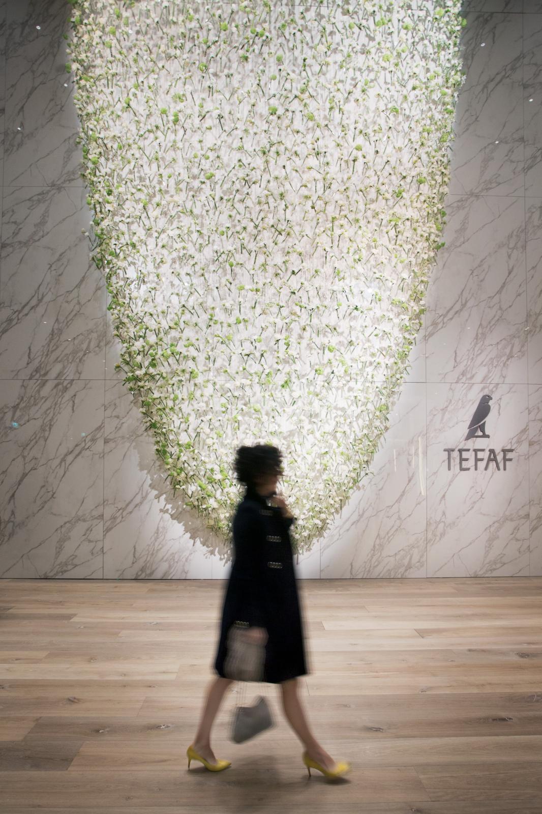 La Tefaf attire chaque année à Maastricht le nec plus ultra du marché de l'art. Avec l'aimable autorisation de Tefaf -Photo Loraine Bodewes