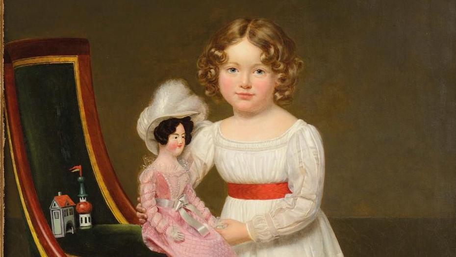 Les Portraits D Enfants