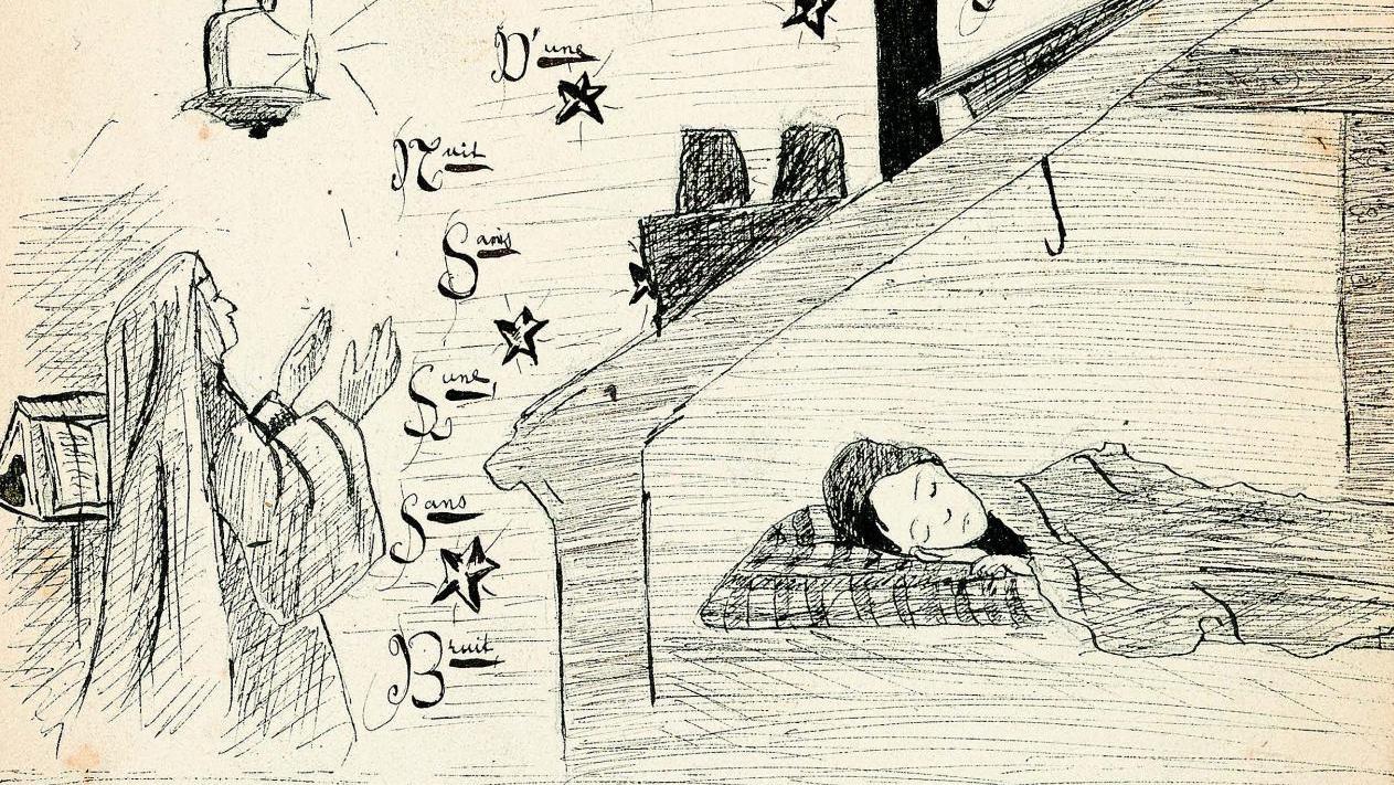 Maison En Ruine Dessin les dessins d'écrivains