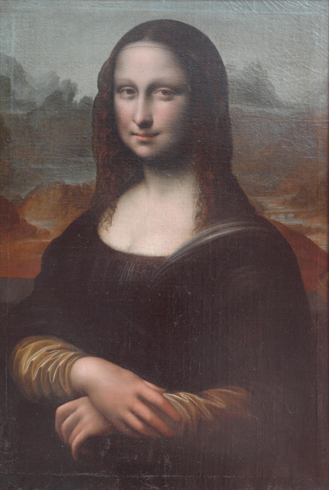 Anonyme, fin XVIe-début XVIIe huile sur toile, musée des beaux-arts de Troyes.
