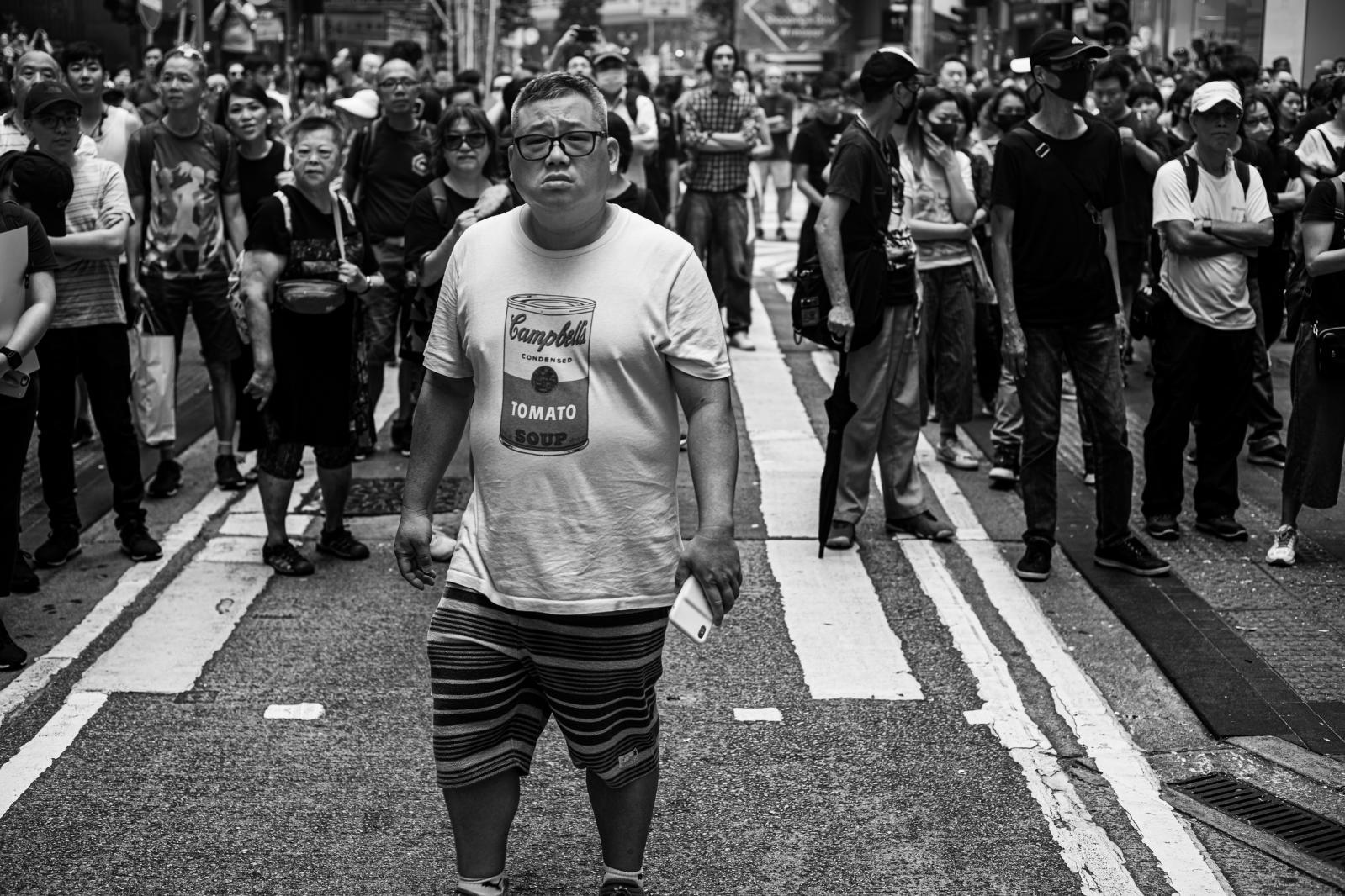 Hong Kong.Photo Dan Freeman