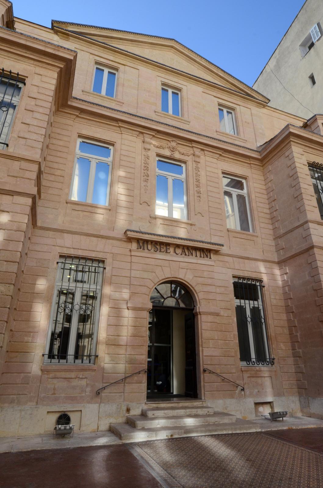 Le musée Cantini.