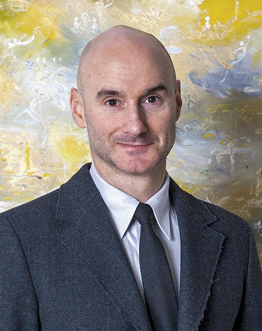 Ben GenocchioCet Italo-Australien installé à New York depuis2002, a été critique d'art au New York Times avant de prendre la direction du