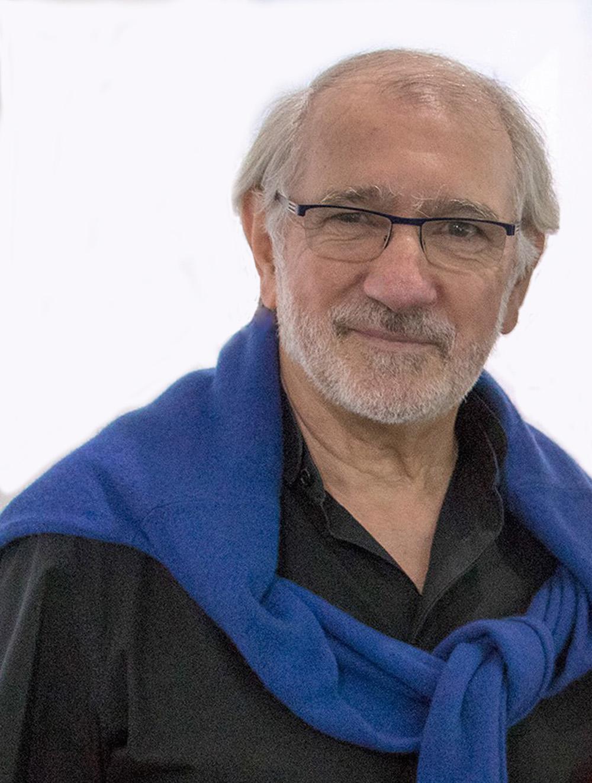 Philippe Piguet, spécialiste de l'art contemporain, critique d'art et commissaire d'expositions, dont «5X2»,figure dans le comité de sélec