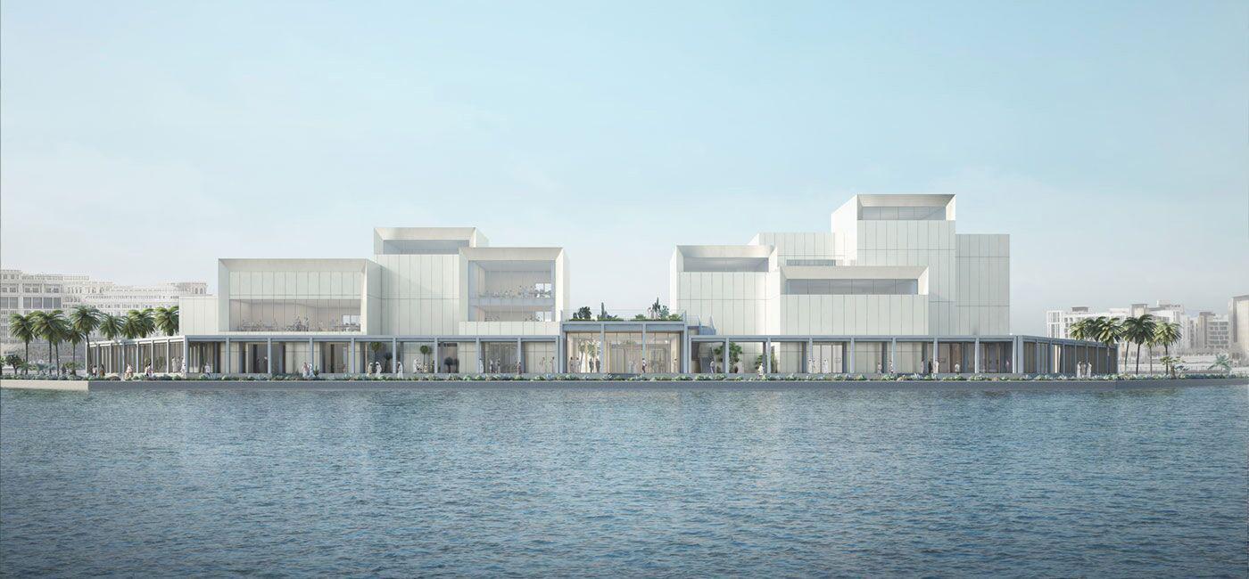 Le Jameel Arts Center, qui sera inauguré à Dubaï en novembre.