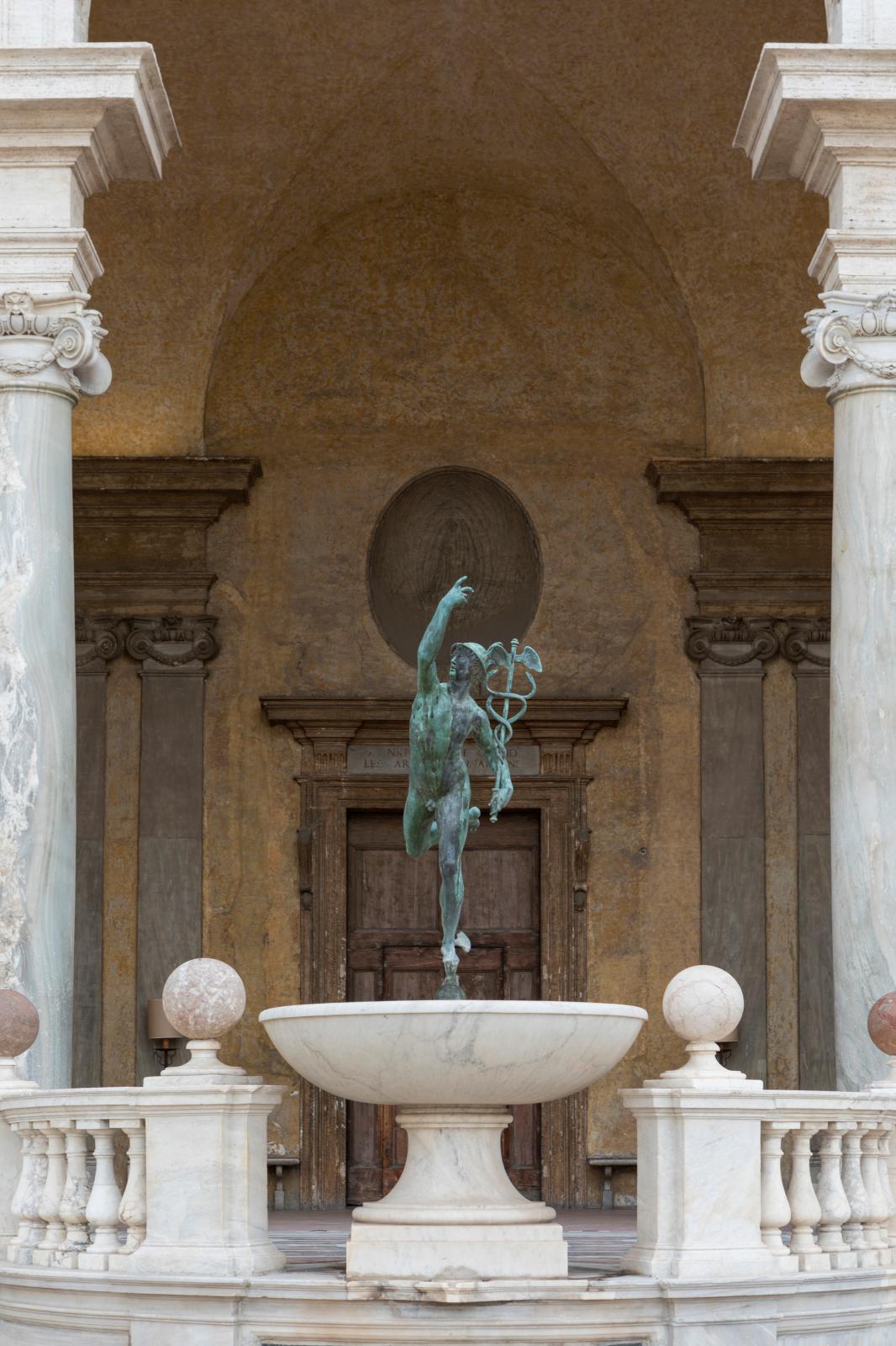 Sebastiano Luciano, Académie de France à Rome.