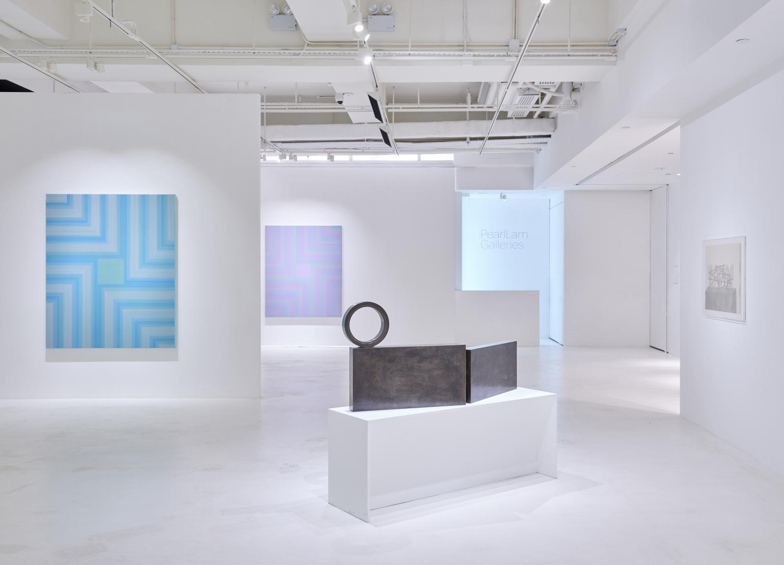 «Quarters», Peter Peri, Galerie Pearl Lam du H Queen's à Hong Kong, mai 2019. Courtesy Pearl Lam