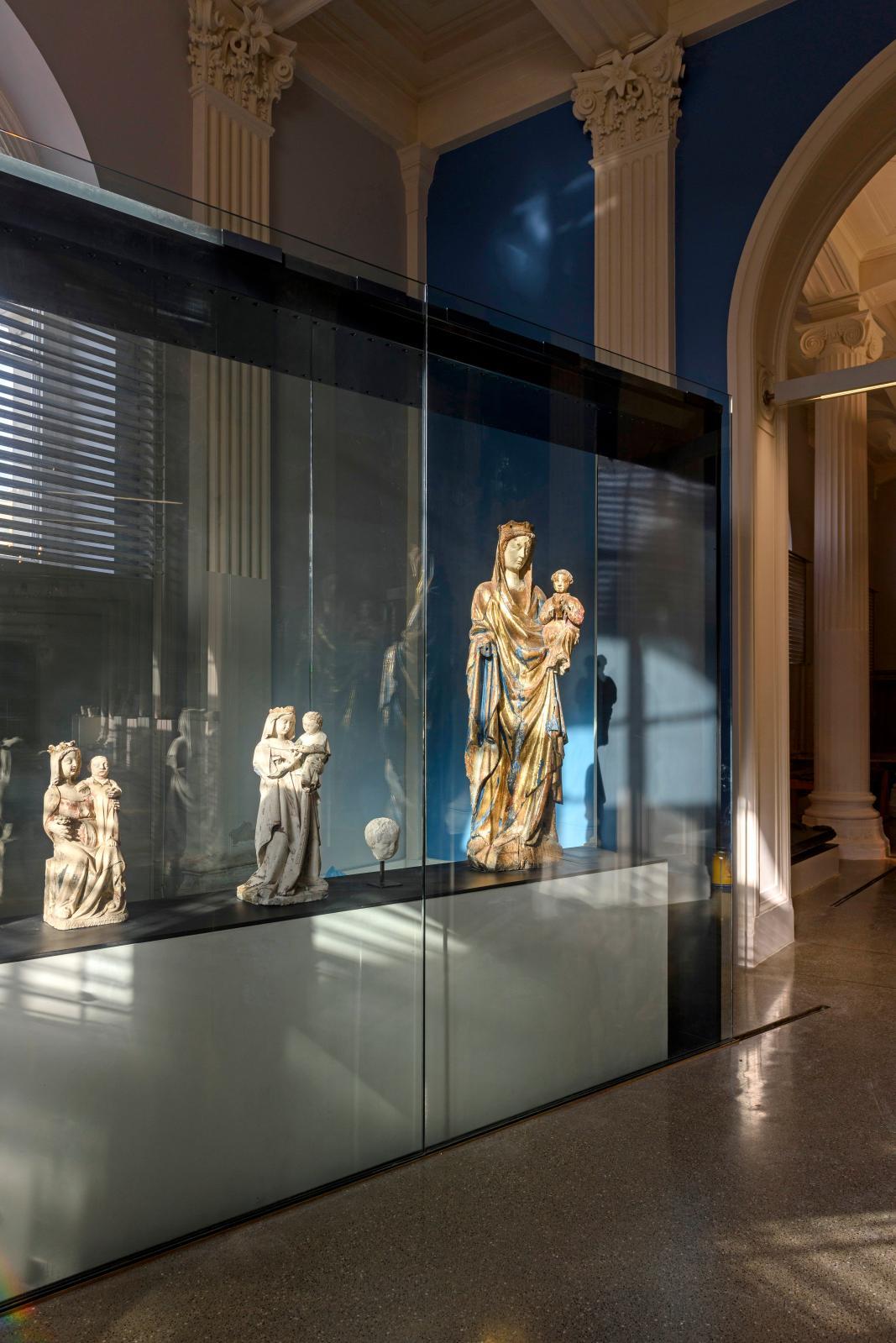 Les collections médiévalesdu musée de Picardie. © Alice Sidoli/Musée de Picardie