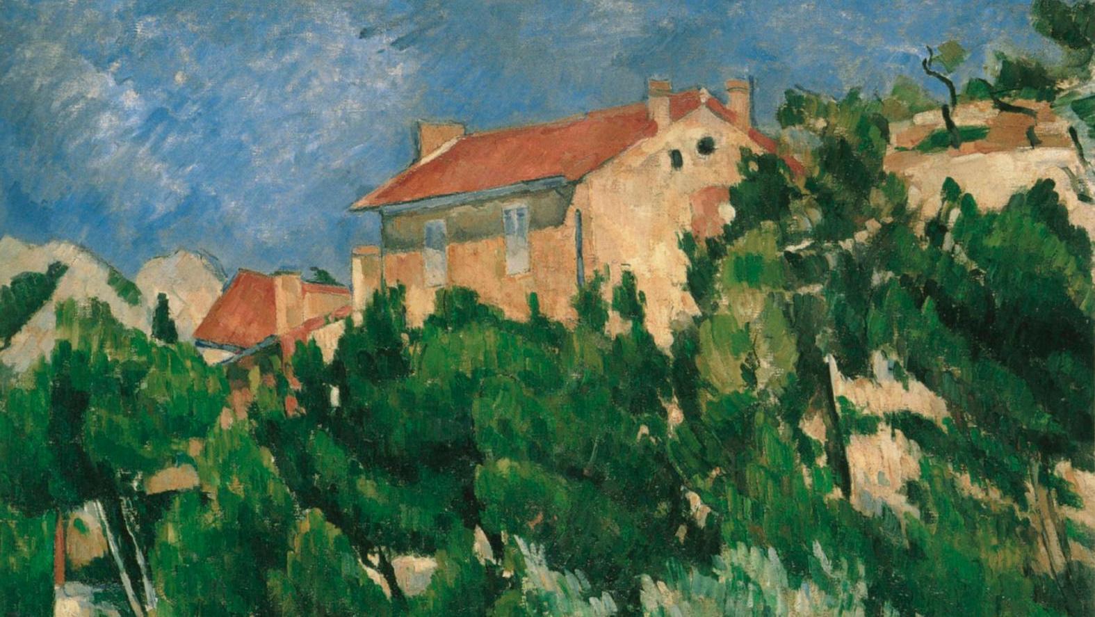 Dans L œil De Cezanne
