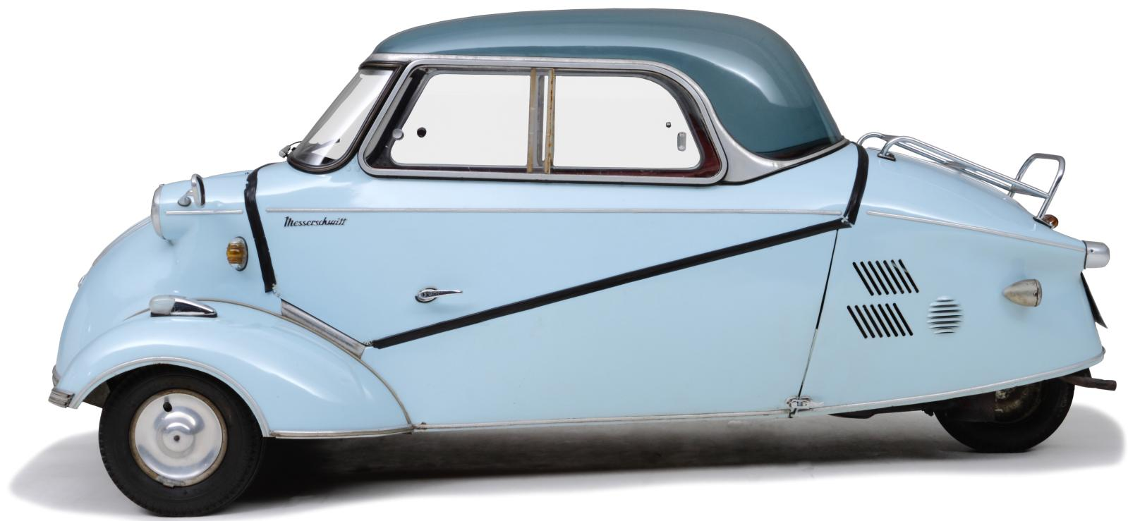Messerschmitt KR 200, Kabinenroller (cabin scooter), 1959.© Louwman Museum - The Hague