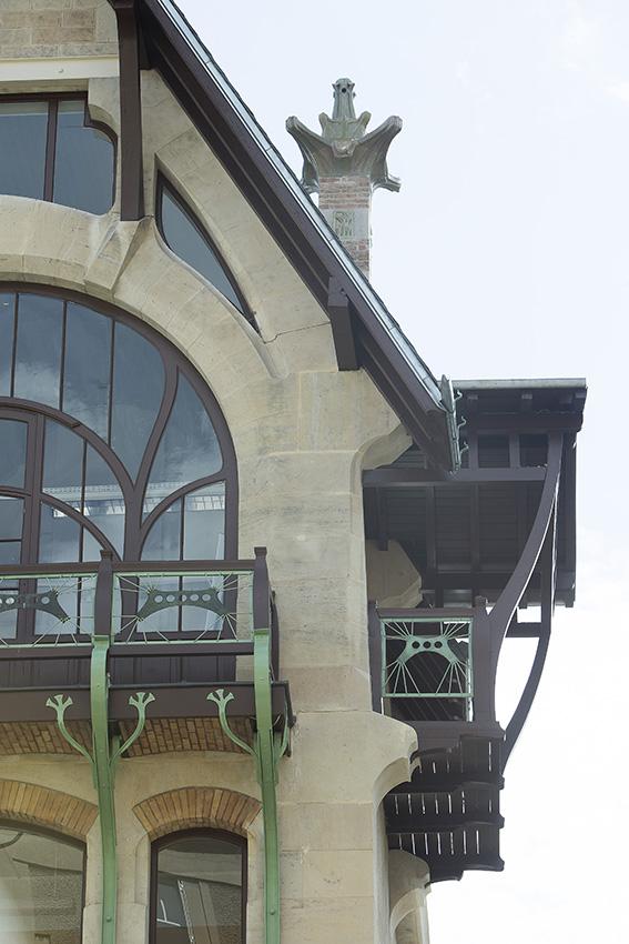 The studio windows© MEN2019. Cliché Philippe Caron