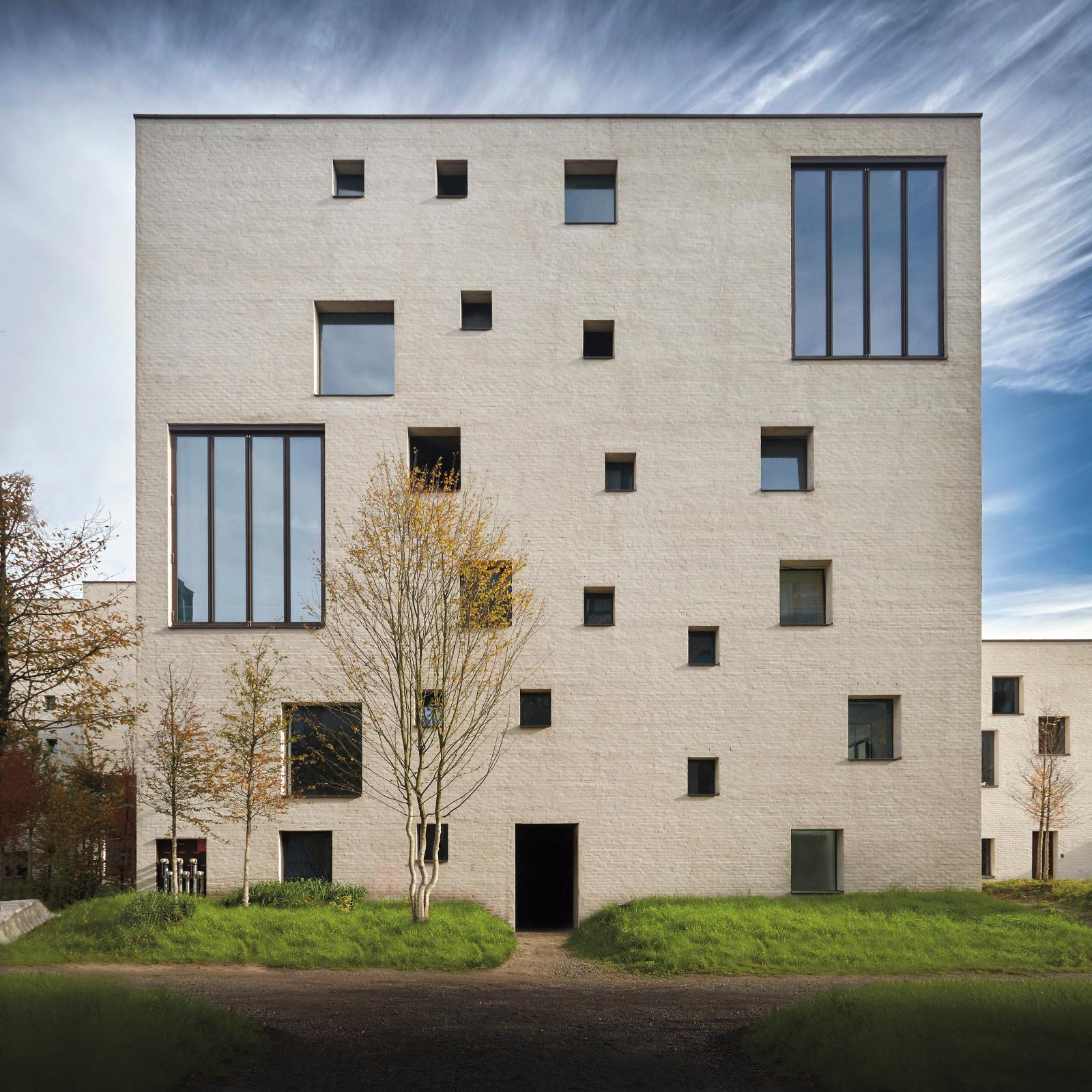 Kanaal, la fondation d'Axel Vervoordt à Wijnegem, près d'Anvers. © Jan Liégeois. Courtesy Galerie Axel Vervoordt