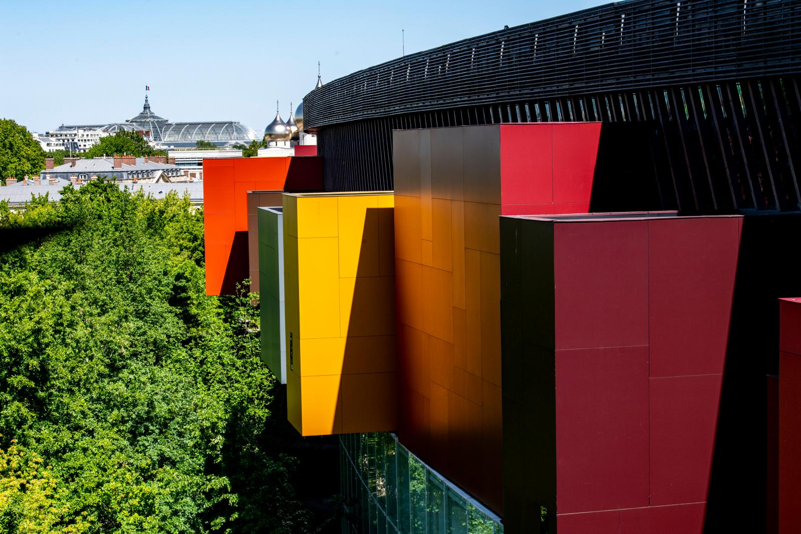 Musée du quai Branly - Jacques Chirac.© Photo Thibaut Chapotot