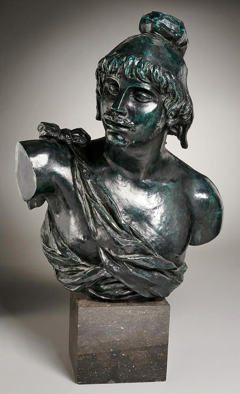Pierre-Auguste Renoir (1841-1919) découvre le sud de la France dans les années1880, rendant visite à Paul Cézanne à l'Estaque. Il passera