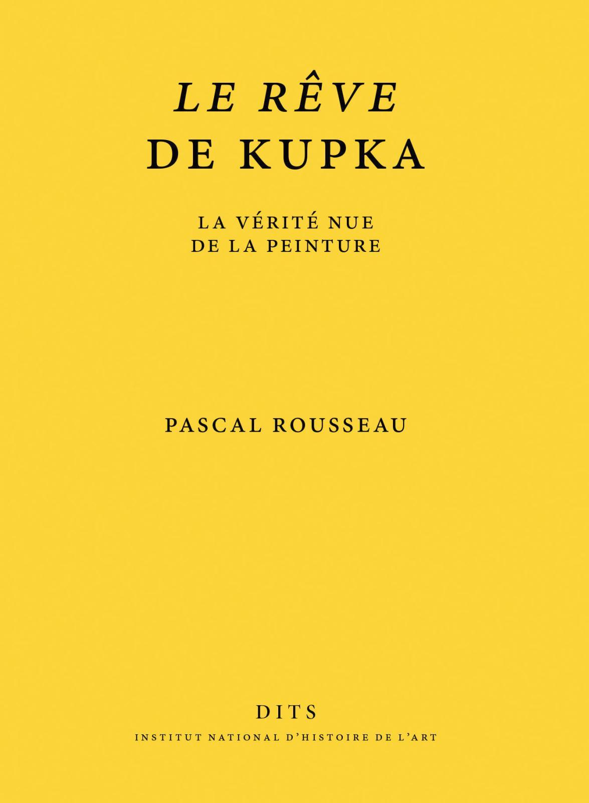 Kupka, pionnier de l'abstractionDeux ans après la rétrospective Kupka au Grand Palais, la collection «Dits» met l'artiste à l'honneur av