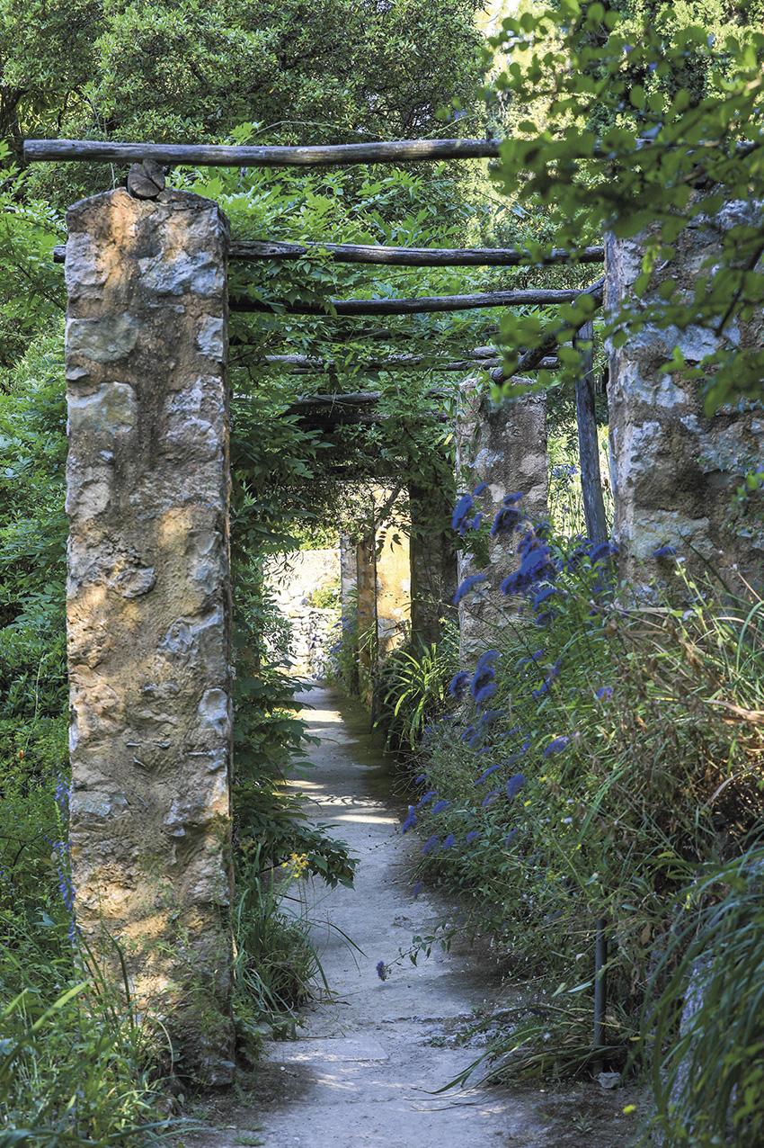 Jardin de Serre de la Madone.© Ville de Menton