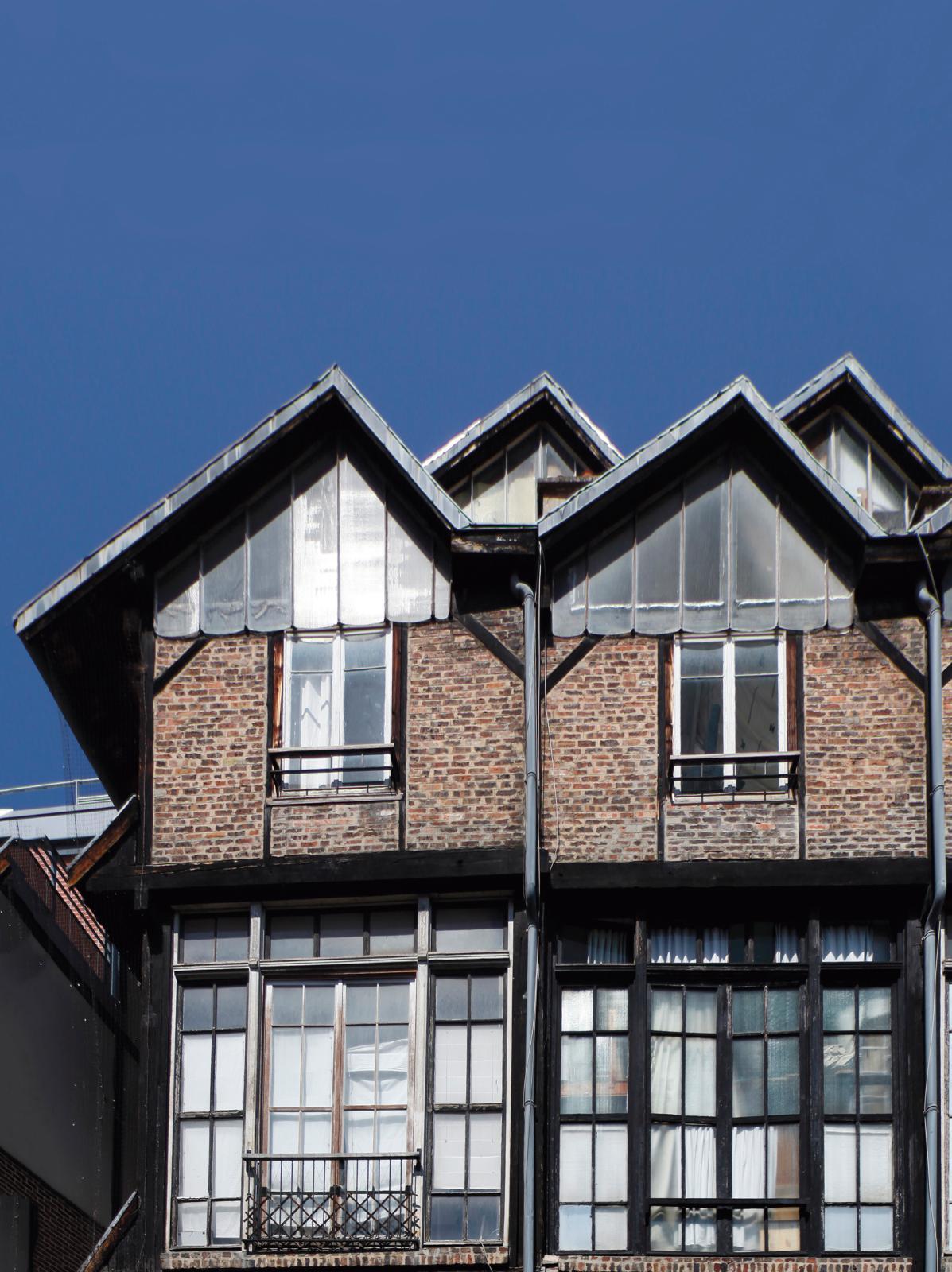 Le bâtiment Fernand Léger. ©Nelly Maurel