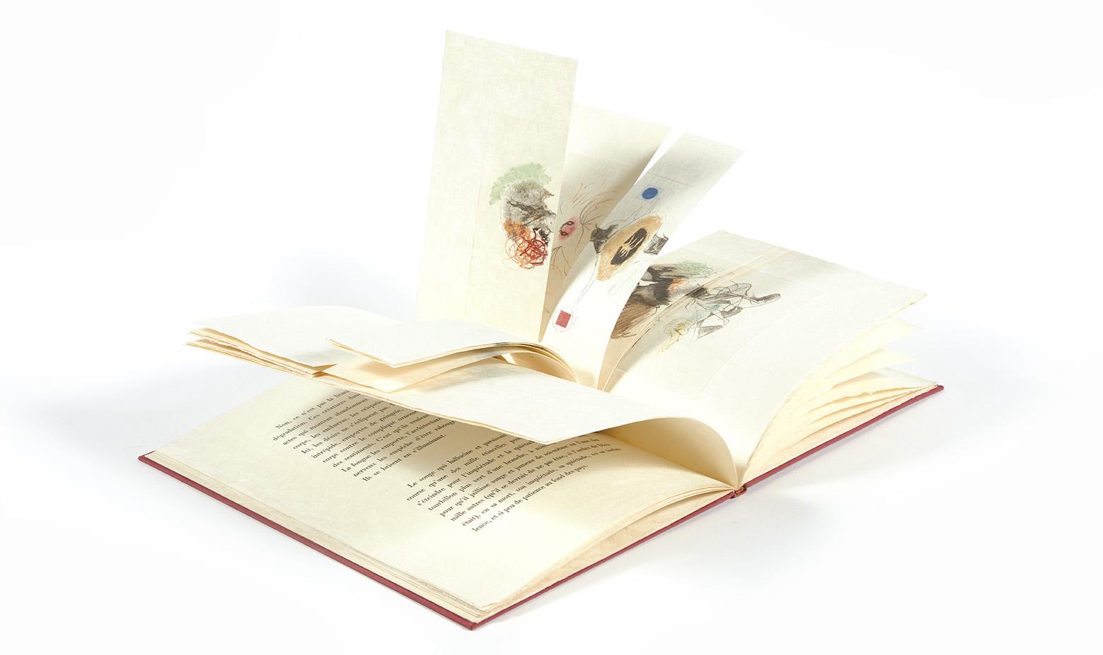 Léna Leclercq (1926-1987) - Dorothea Tanning (1910-2012), Personne, Paris, Georges Visat &Cie, 1962. Exemplaire n°9 de l'édition origina