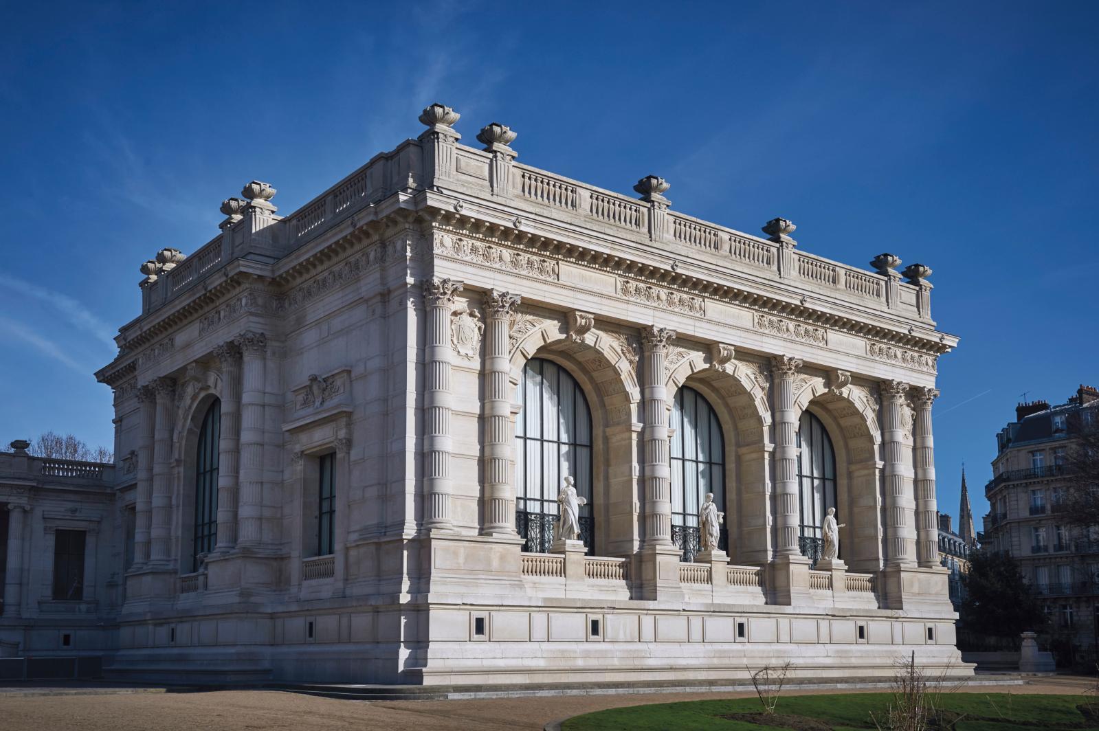 Palais Galliera, musée de la Mode de la Ville de Paris. © Photo GM pour Palais Galliera