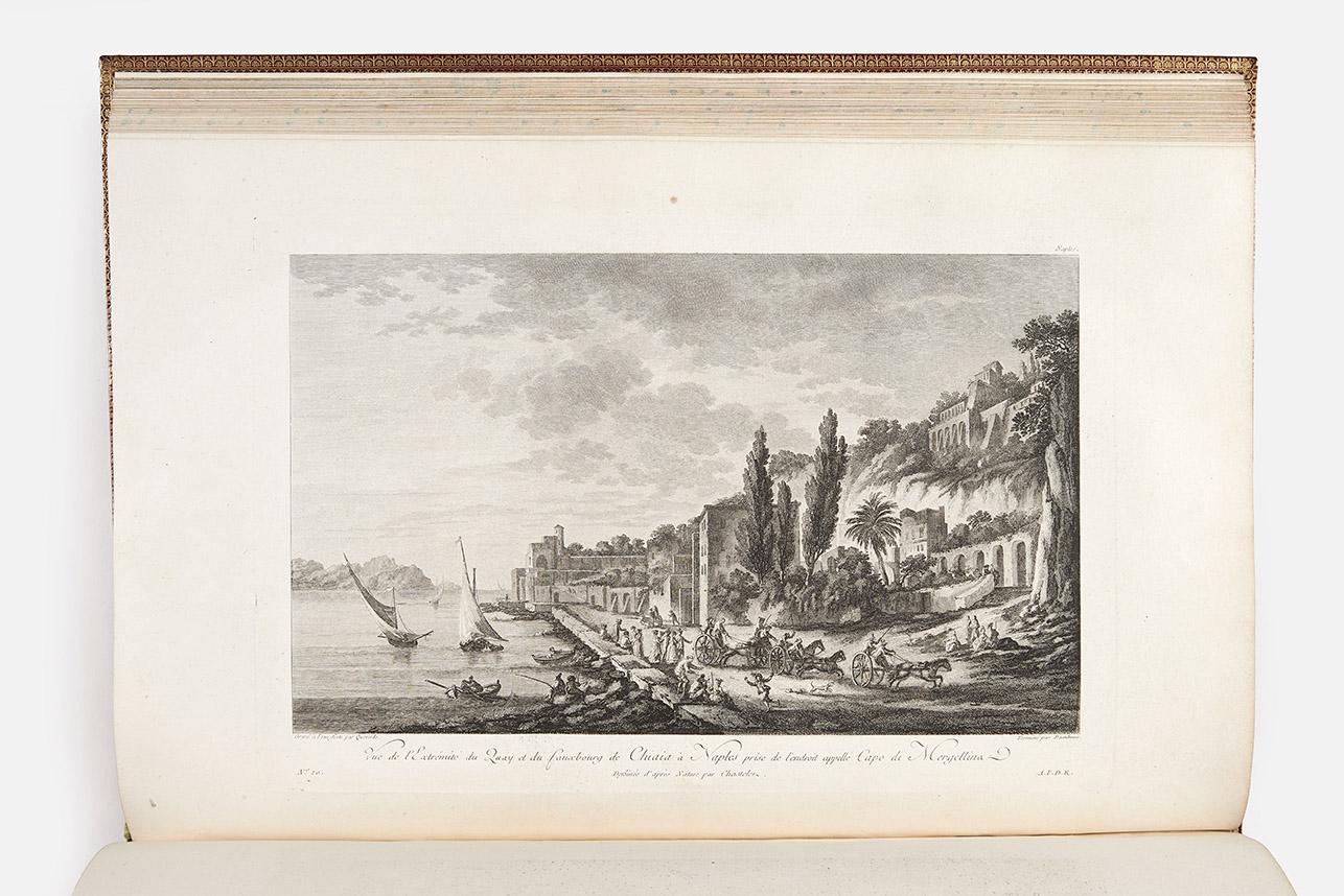 Abbé Richard de Saint-Non (1727-1791) et Dominique Vivant-Denon (1747-1825), Voyage pittoresque ou Description des royaumes de Naples et d