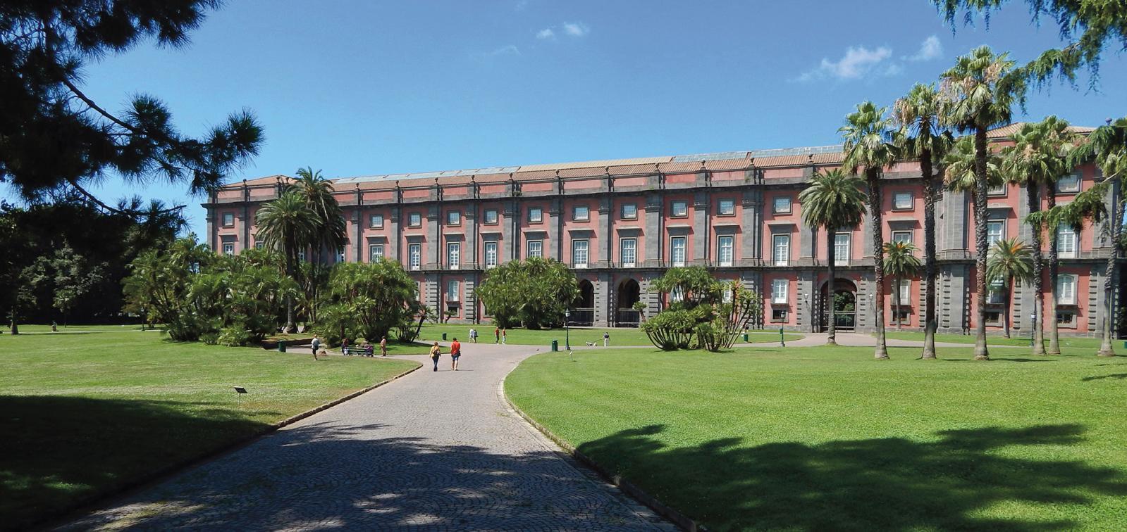La Reggia, palais musée de Capodimonte. © Salvatore Terrano