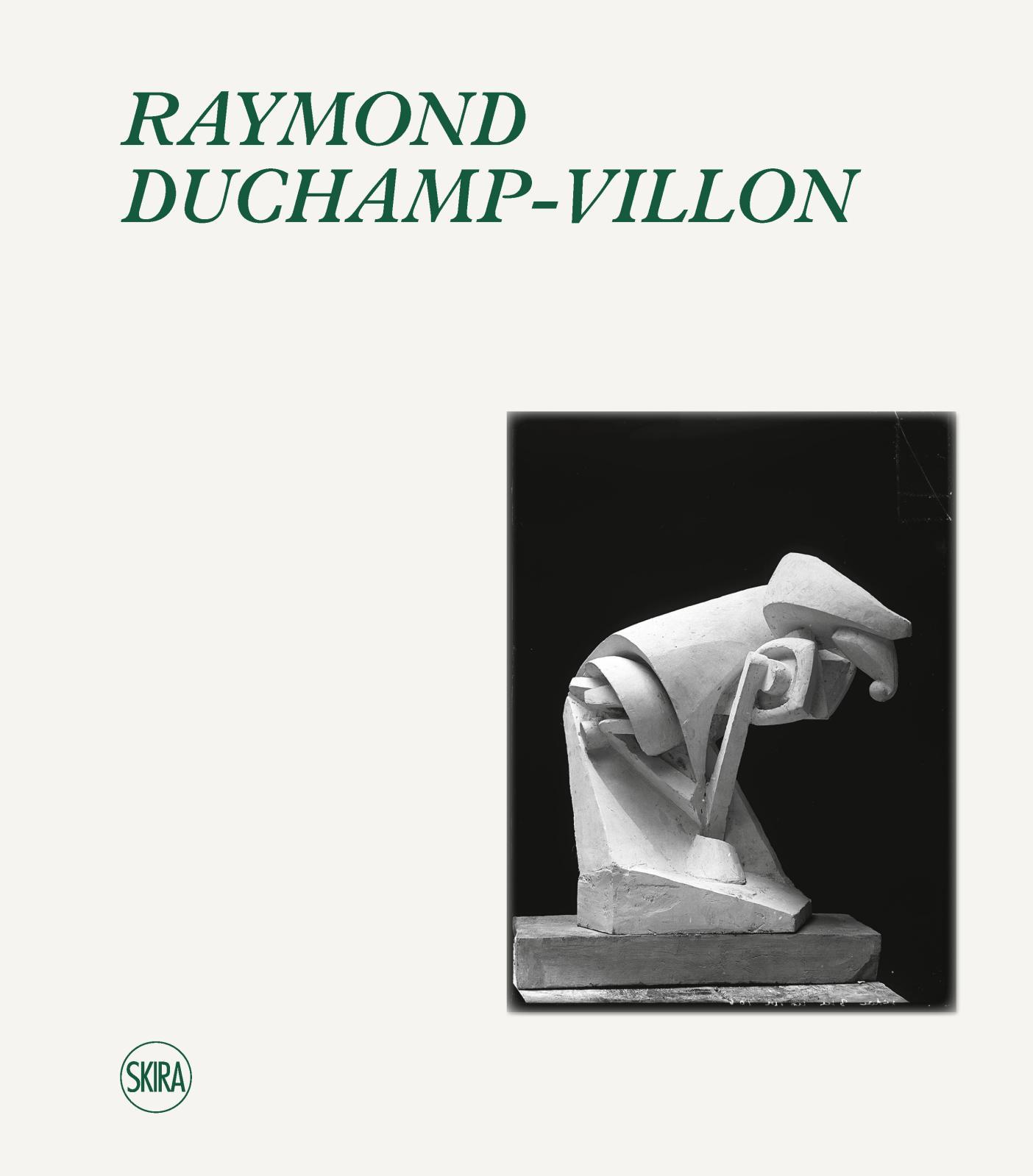 Tout Duchamp-Villon Il manquait à l'œuvre de Raymond Duchamp-Villon (1876-1918) un catalogue raisonnécomplet: c'est chose faite, grâce à